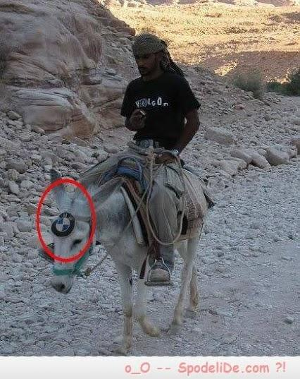 Latest model of BMW