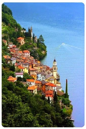 The Amazing Photo of Lake Como
