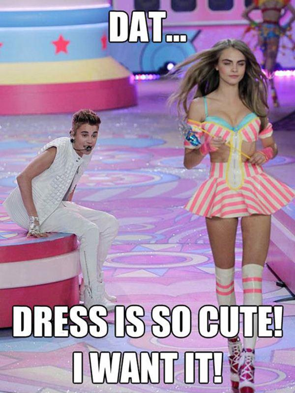 Dat Dress is So Cute