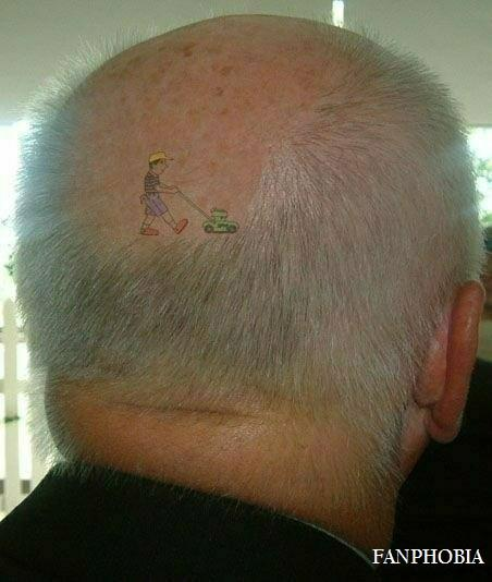 Tatoo of the Year.