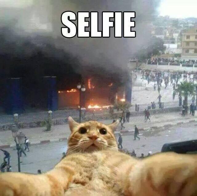 Selfie :D :)