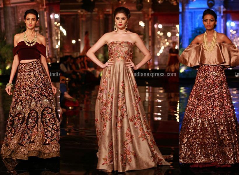 Wedding Dress Fashion Show 2016
