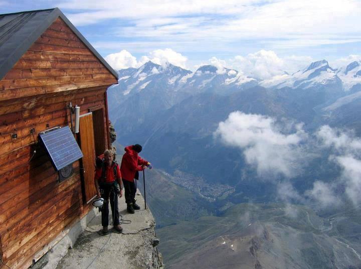 View on Alps, Zermatt, Switzerland