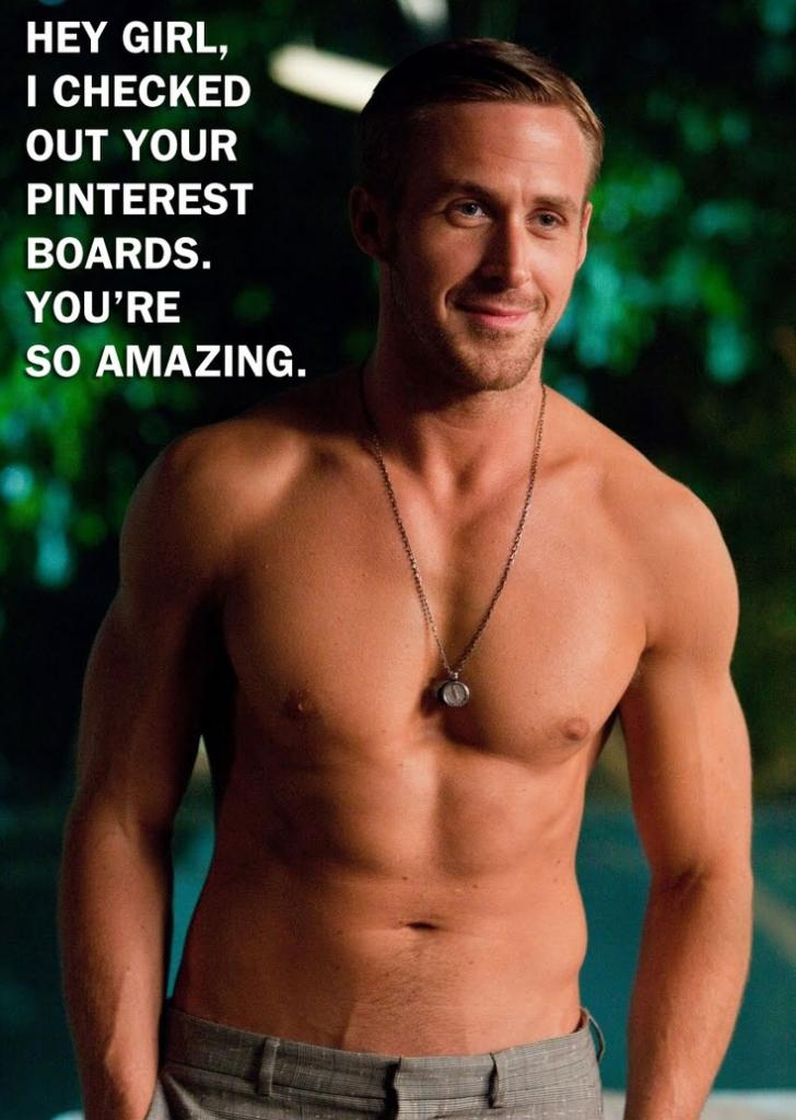 Thanks Ryan. You totally get me.