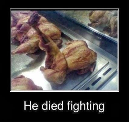 Kung Pao Chicken anyone...