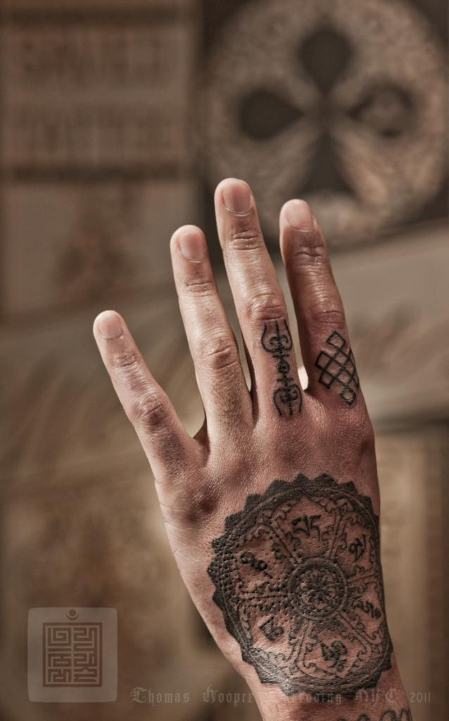 }Tattoo - Thomas Hooper