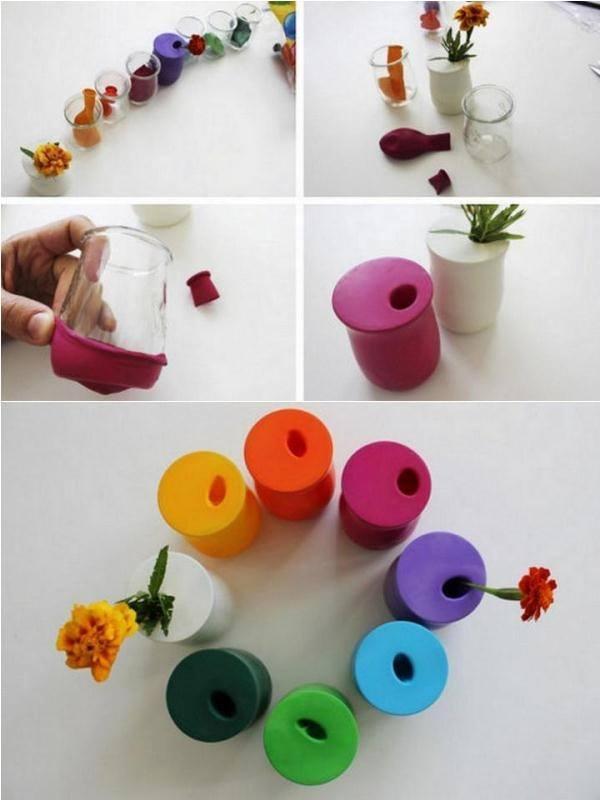 Balloon Flower Vase