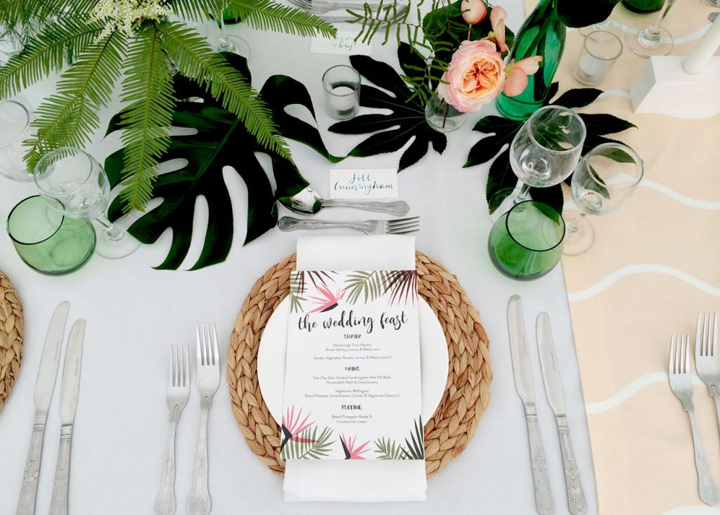 Amazing-Tropical-Inspired-Wedding-In-The-English-Countryside-14