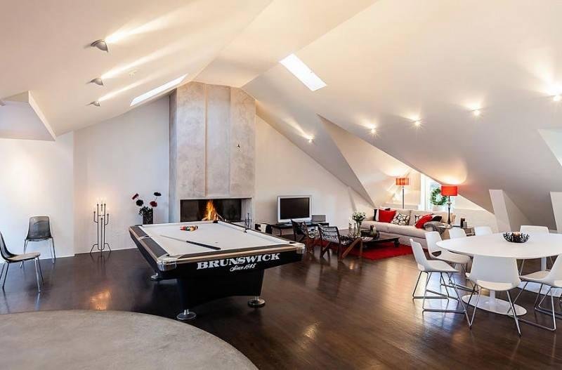 Modern Stockholm apartment