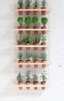 DIY Vertical Garden by homemademodern