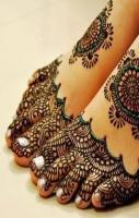 Stunning Henna tattops