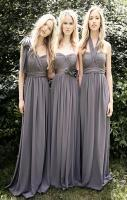 Bridal bridesmaids dresses Designs