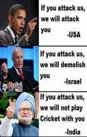 Dialogs of India, Isreal and USA