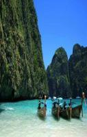 Phi Phi Islands, Thailand... so amazing!