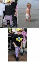 Poorly Dressed Justin Bieber... LOL