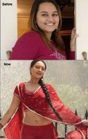 Sonakshi Sinha Before And Now