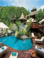 4 Photos of Luxury Resorts at Seychelles