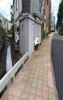 My friend living in Japan walks by this garage on her way to work