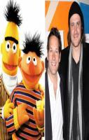 Bert & Ernie, Paul Rudd & Jason Segel