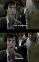 Funny Sherlock Holmes Dailogues