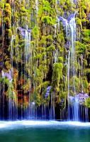 Mossbrae falls, Dunsmuir, USA