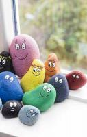 Creative idea ... Pebbles and Paint
