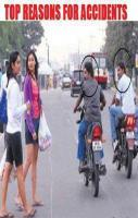 Top Reasons Causes for Accidents Funny India Girls and Boys