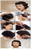 Halloween Hairstyle Idea for Girls