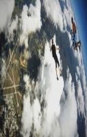 Sky Diving Amazing People