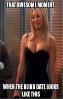 Big Bang Theory Penny – Blind Date