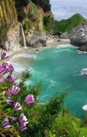 McWay Falls, California – USA... I want to go to this amazing place!