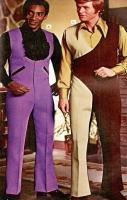 Hey Girl, like how we're rockin' these polyester jumpsuits Are those