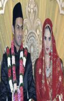 Sania Mirza & Shoaib Malik Muslim Wedding Style