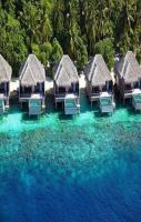 This is Bora Bora... who wants to stay there