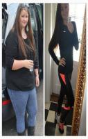 Fie Friedrichsen...took her two years to lose 150 pounds