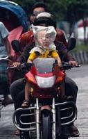 New Helmet For Rainy Season