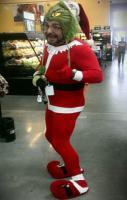 Santa Had Millions of Fans - Funny Pictures at Walmart