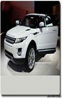 landrover evoque car