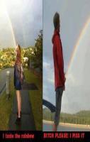 I Taste The Rainbow