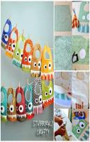 How to DIY Monster Bibs!