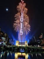 Dubai New year Photos