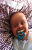 Baby Teeth - You'd have to do a double take if you saw this..
