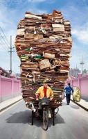 China Amazing Overloading