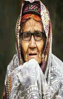 Old Women Lived in Gilgit Balstistan Her Age is 110Years
