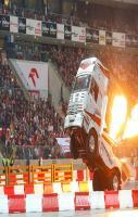 The Polish round of Top Gear Live draws record