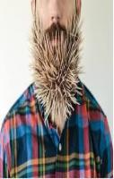 man hair style