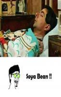 funny Soya Bean
