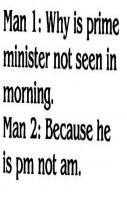 Prime Minister Joke 2016
