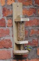 Bottle Bird Feeder -