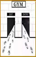 GYM Entry & GYM Exit